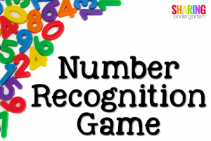 Number Recongition Game