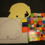 Ee for Elmer the Elephant