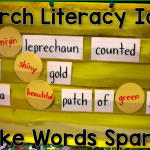 St. Patrick's Day Literacy Idea