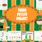 Paddy Potato Project Freebie
