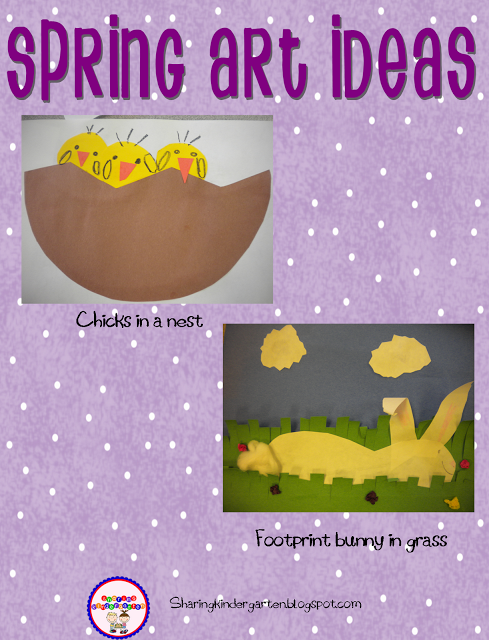 Spring Art Ideas