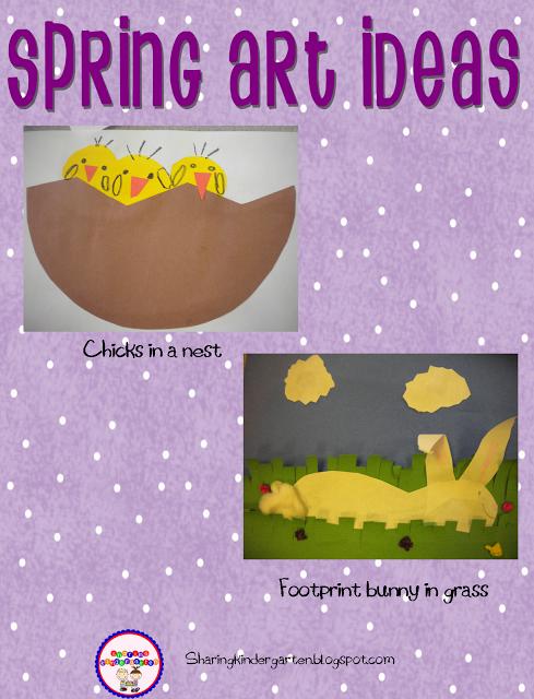 Spring Art Ideas
