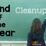 End of the Year Clean Up