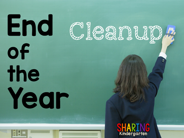 End of the Year Cleanup