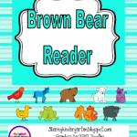Brown Bear, Brown Bear… Freebie