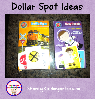 Target Dollar Spot Ideas!