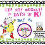 Hip HIp Hooray! 15 Days of K!