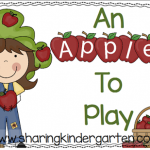 "Freebie Friday with ""An Apple to Play"""