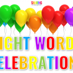 Sight Word Celebrations