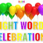 Sight Word Celebrations
