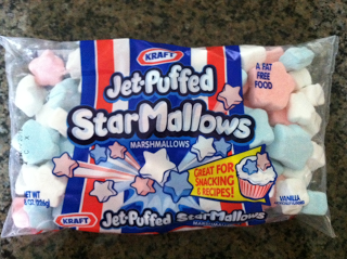 star marshmallows