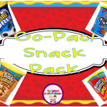 My Snack Pack Games!