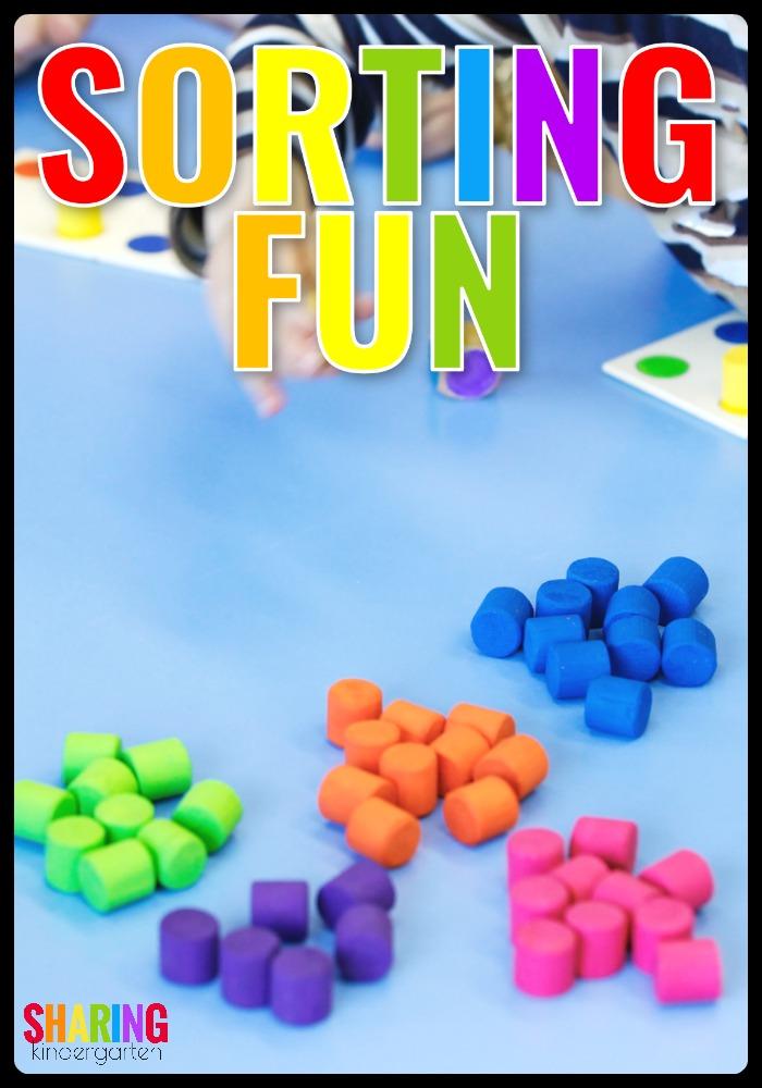 Sorting Fun