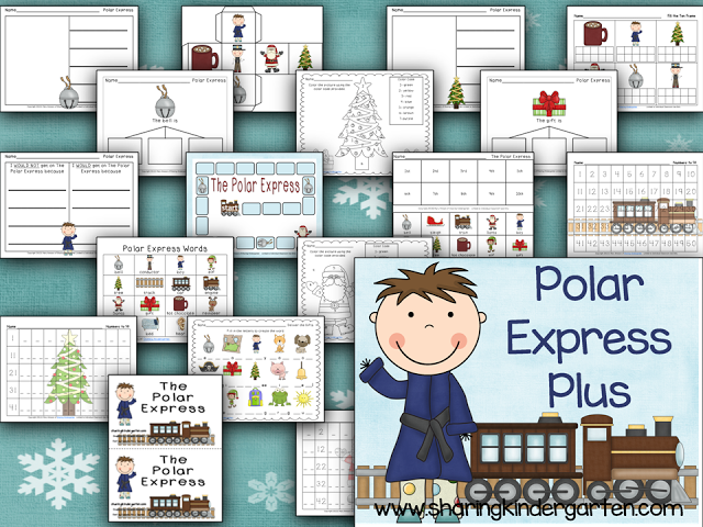 Polar Express Unit for Kinders