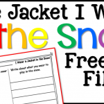 The Jacket I Wear in the Snow Freebie