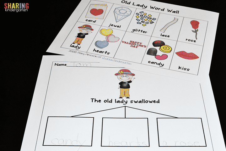 Writing Fun with Word Walls, Write Me Three, and Writing prompts
