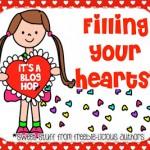 Filling Your Hearts! Blog Hop