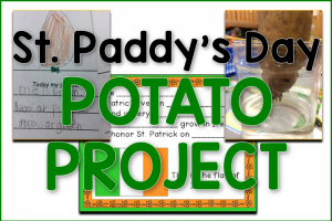 St. Paddy's Day Potato Project