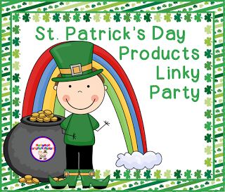 St. Patrick's Day Product Linky Party