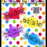 QR Codes for the Classroom