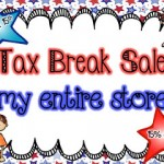 Tax Break Sale
