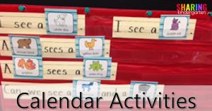 Calendar Time Activities
