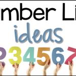 Number Line Ideas