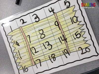 number writing practice for kinders