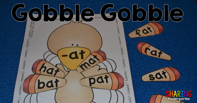 Gobble Gobble Thanksgiving Activities Your Class Will Love