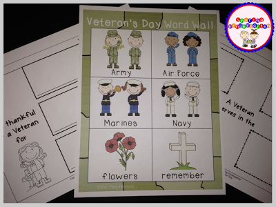 Word Wall Activities and Writing Prompts