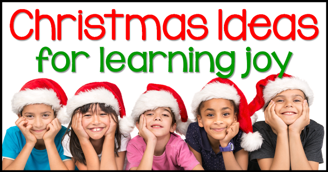 Christmas Idea for Learning Joy
