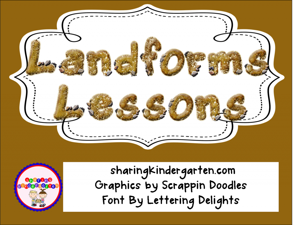 https://sharingkindergarten.com/product/landform-lesson-plans-plus/