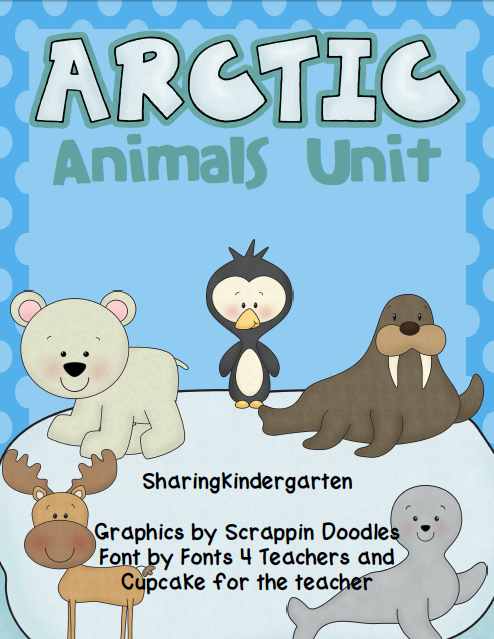http://www.teacherspayteachers.com/Product/Arctic-Animal-Unit-191611