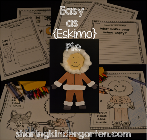 http://www.teacherspayteachers.com/Product/Easy-as-Eskimo-Pie-1047868