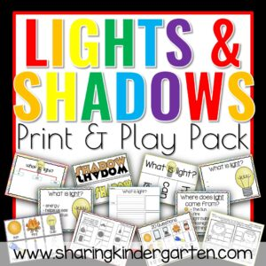 Lights and Shadows Print & Play Pack