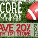 Super Bowl Sunday Sale