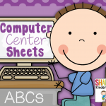 Computer Center Sheets~ ABCs