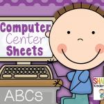 Computer Center Sheets~ ABCs