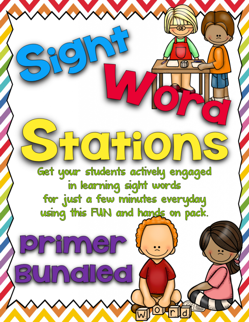 https://www.teacherspayteachers.com/Product/Sight-Word-Stations-PrimerBundled-1214228