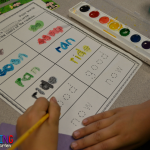 Sight Word Stations~ Primer {With a Giveaway}