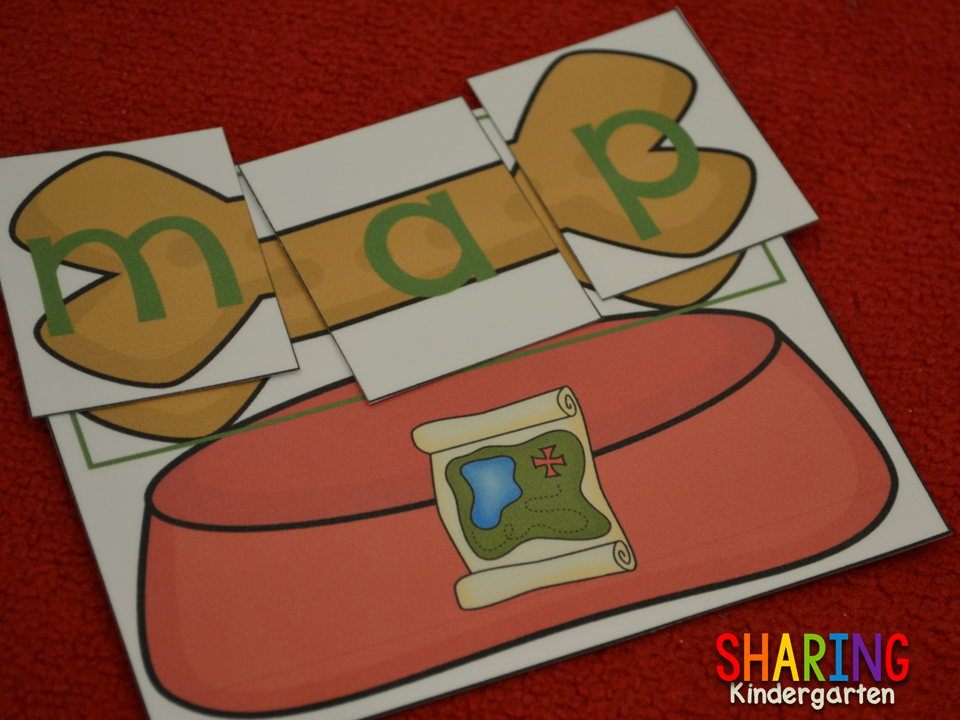 making words with this fun activity!