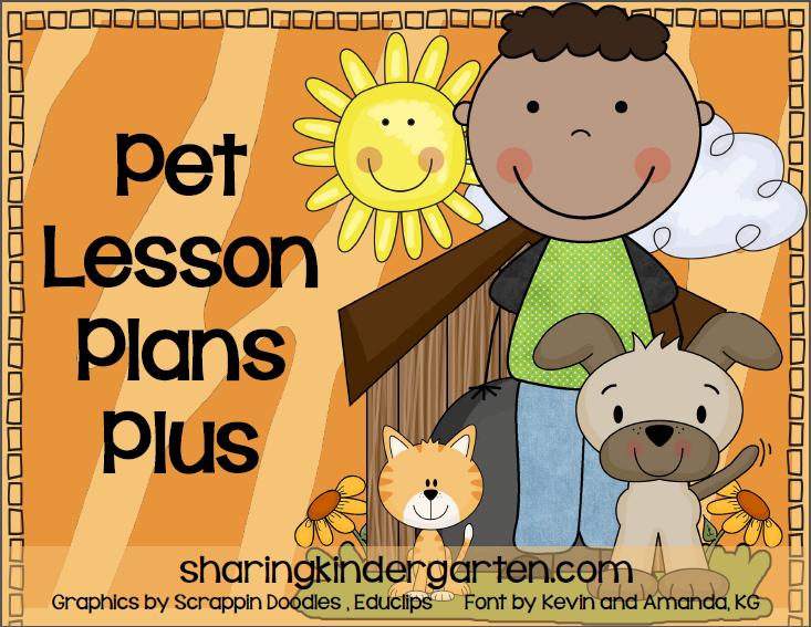 Pet Lesson Plans Plus