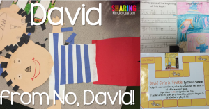 David from No, David! David Goes to School, David Gets in Trouble