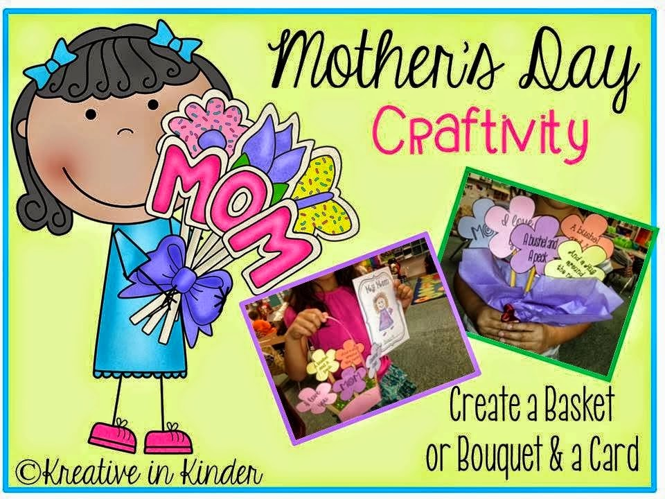 http://www.teacherspayteachers.com/Product/I-Love-You-A-Bushel-A-Peck-Mothers-Day-Craftivity-1229572