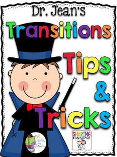 http://www.teacherspayteachers.com/Product/Dr-Jeans-Transition-Tips-Tricks-329963