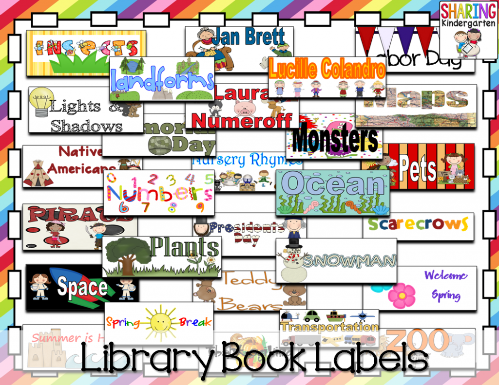 https://sharingkindergarten.com/product/classroom-library-labels/