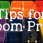 A Few Small Tips for Prepping Your Room.