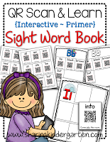 http://www.teacherspayteachers.com/Product/QR-Scan-Learn-Interactive-Sight-Word-Book-Primer-1323136