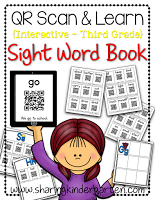 https://www.teacherspayteachers.com/Product/QR-Scan-Learn-Interactive-Sight-Word-Book-THIRD-GRADE-1641839