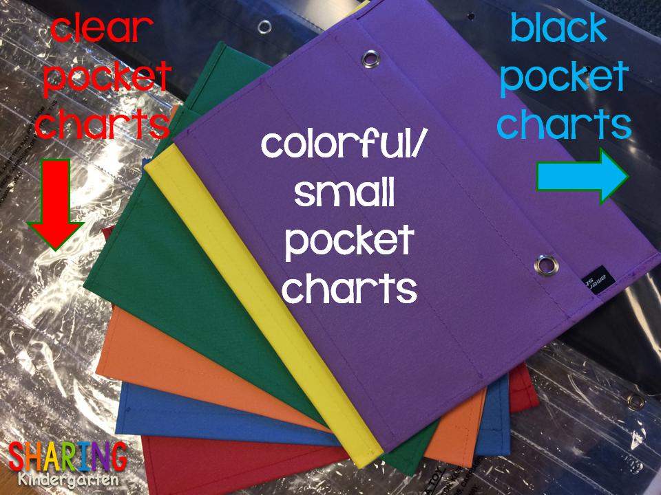 Pocket Charts